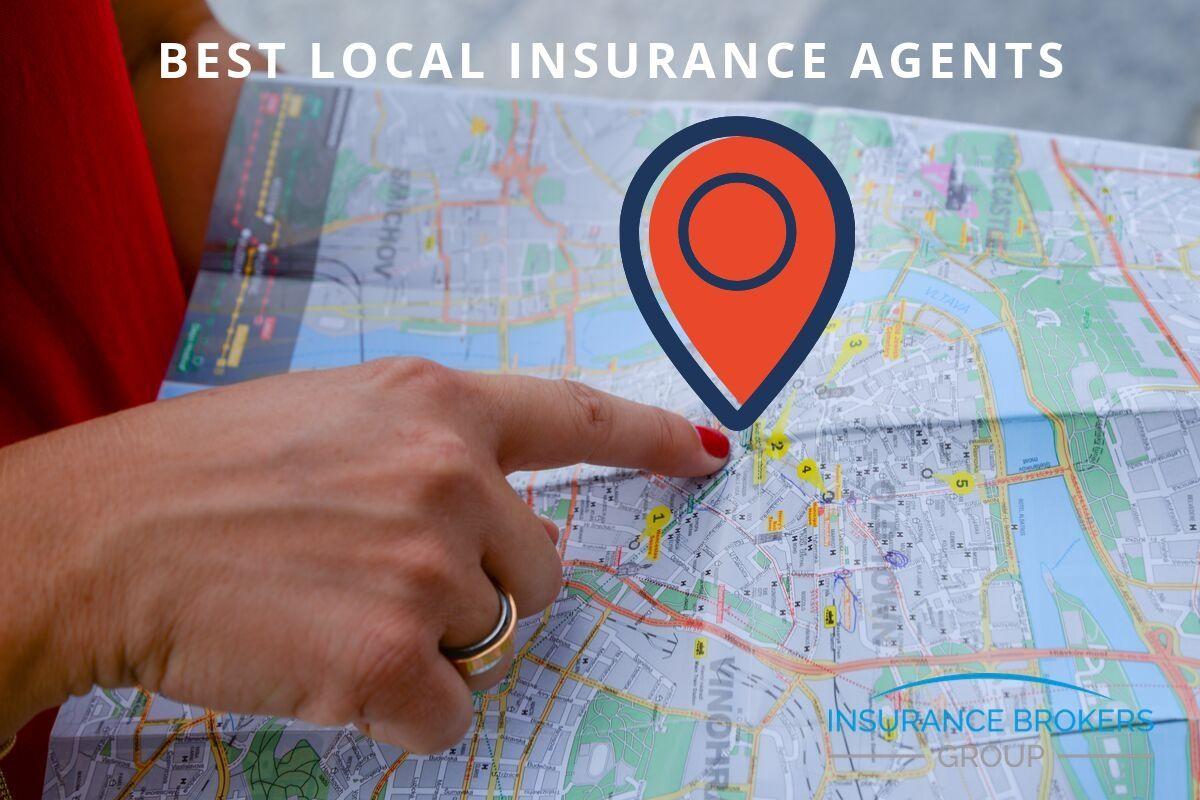 Insurance broker in my area